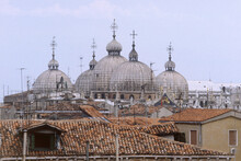 Cupole Di San Marco And Surrounding Roof-tops