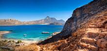 Gramvoussa Island In Crete