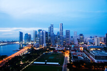 Overview Of Singapore Business...