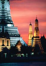 Wat Arun (Temple Of Dawn), Ban...