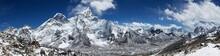 Mountain Peaks Super Panorama ...