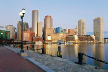 Skyline And Inner Harbour Incl...