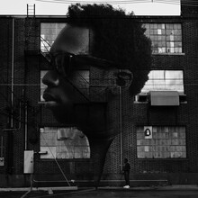 Black Man Disguised By Urban S...