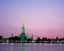 Wat Arun. Bangkok.