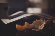 Clementines And Reading