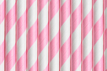 Paper Straw Abstract