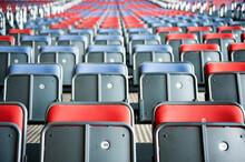 Empty Seats / Tier In Stadium