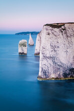 Dawn Over Old Harry Rocks On T...