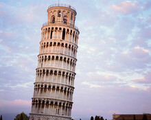 Leaning Tower Of Pisa. Italy
