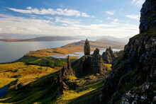 The Old Man Of Storr, Overlook...
