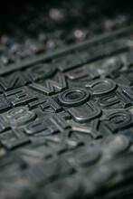 Lead Press Types