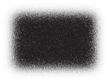 Dotwork Rectangle Pattern Vect...