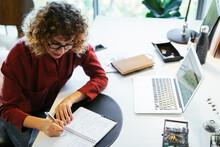 Smart Freelancer Writing In No...