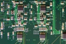 Green Printed Circuit Board Ba...