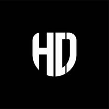 Ho Logo Monogram With Circular...