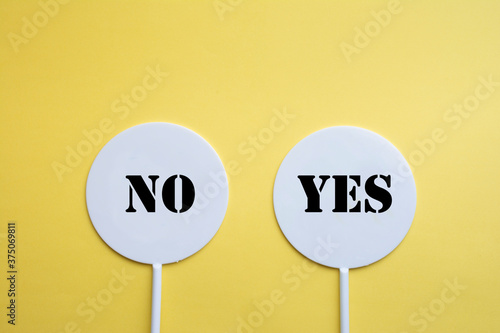 Photo YES   NO
