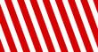 Diagonale Streifen rot weiß als Hintergrund