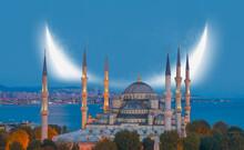 The Sultanahmet Mosque (Blue M...