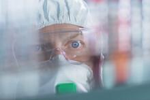 Virologist Healthcare Professi...