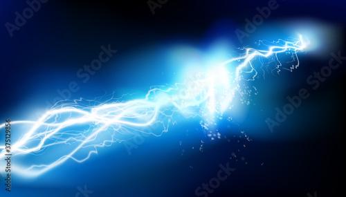 Fotografie, Obraz Heat lighting