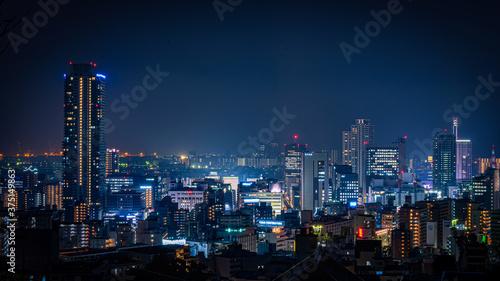 Stampa su Tela 兵庫県 神戸市 夜景