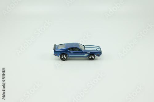 Diecast car toys Wallpaper Mural