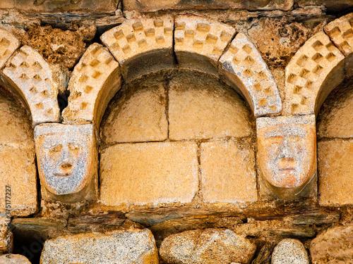 Fototapety, obrazy: Sant Joan d'Isil. Isil.Pirineo Catalan. Lleida.Catalunya.España.