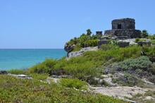 Tulum México Costa Caribeña Cancún