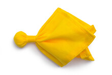 Yellow Penalty Flag
