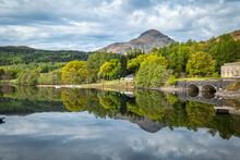 Reflections Of Loch Lomond, Scotland