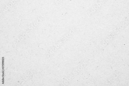 Foto White recycle kraft paper cardboard surface texture background