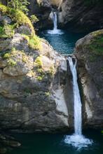 Buchenegger Waterfall