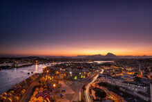 Brazilian Cityscape - Downtown...