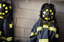 Firehouse: Helmets And Jackets...