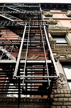 City Fire Escape