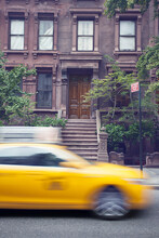 Street In New York