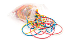 Stationery Colored Rubber Band...