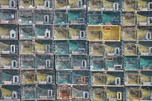 Wire Mesh Lobster Traps