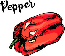 Red Pepper Graphica