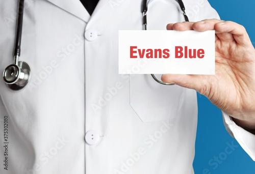 Foto Evans Blue