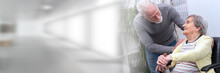 Concept Of Elderly Support; Pa...