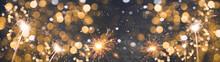 Silvester / New Year Backgroun...