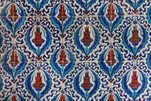 Iznik Tiles With Tulip Design ...