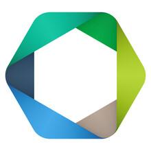 Hexagon Band Logo Design