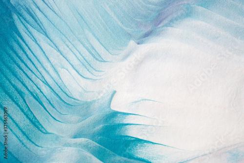 Oil Watercolour Colourful paint Background Fotobehang
