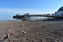 Worthing Pier Provides Is Icon...