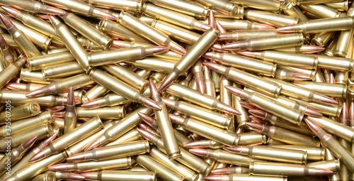 Fotografia, Obraz 223/5.56 Cartridges