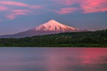 Volcano Osorno Viewpoints Blue...