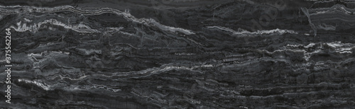 black lined marble stone texture background