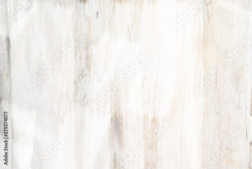ペイントを施した木目板 Fototapeta